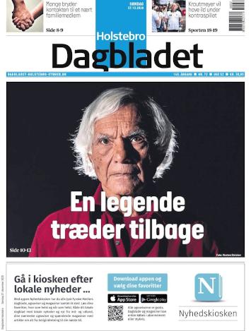 Dagbladet Arkiv Forside