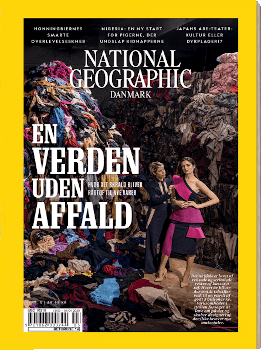 National Geographic magasin tilbud abonnement