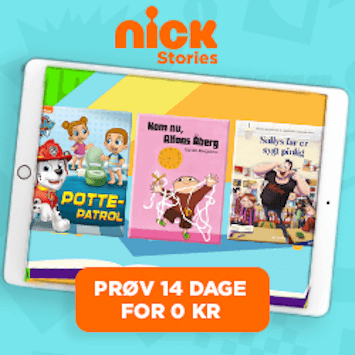 Nick Stories gratis 14 dage